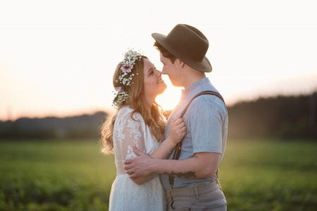 5 Signs You're With The Person You Should Marry