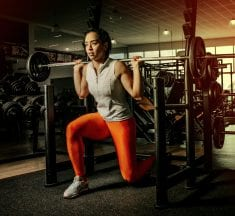 Muscle Pain During a Strenuous Workout
